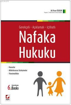 Nafaka Hukuku (Ciltli)