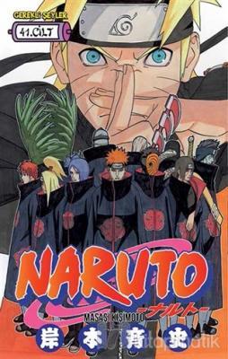 Naruto 41. Cilt Masaşi Kişimoto