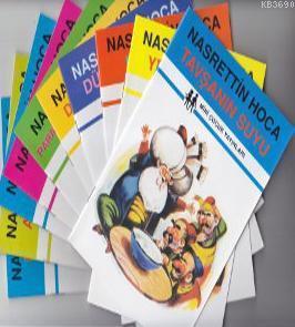 Nasrettin Hoca (10 Kitap Takım)