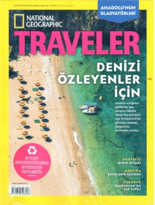 National Geographic Traveler - Yaz 2020