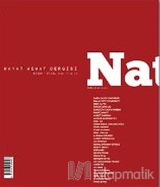 Natama Hayat Memat Dergisi 2016 (Nisan - Eylül) Sayı: 14-15