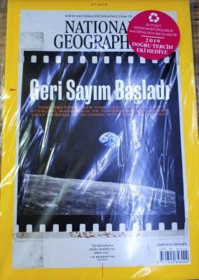 National Geographic Türkiye Dergisi Temmuz 2019