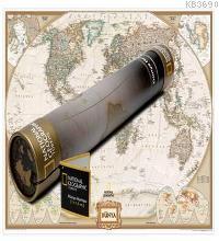 National Geographic Dünya Haritası