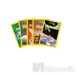 National Geographic Kids Popüler Bilim Seti 5 Kitap