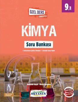9. Sınıf Kimya Özel Ders Konseptli Soru Bankası