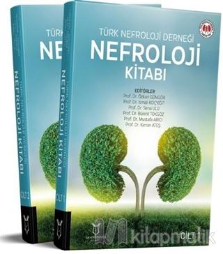 Nefroloji Kitabı (2 Cilt Takım) (Ciltli) Özkan Güngör