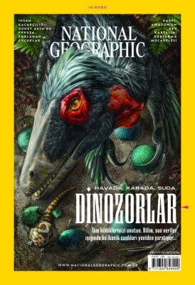 National Geographic Türkiye Dergisi Ekim 2020