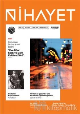 Nihayet Dergisi Sayı: 61 Ocak 2020 Kolektif