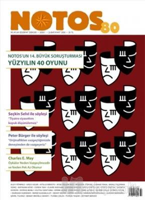 Notos Öykü Dergisi Sayı: 80 Şubat - Mart 2020 Kolektif