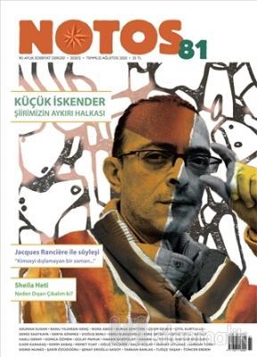 Notos Öykü Dergisi Sayı: 81 Nisan - Mayıs 2020 Kolektif