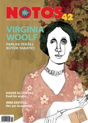 Notos Öykü İki Aylık Edebiyat Dergisi Sayı : 42