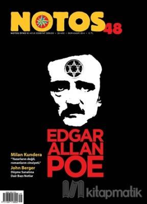 Notos Öykü İki Aylık Edebiyat Dergisi Sayı : 48