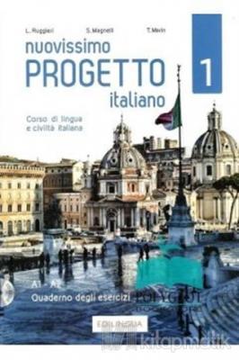 Nuovissimo Progetto İtaliano 1 Quaderno Degli Esercizi + CD audio