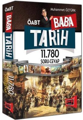 ÖABT Baba Tarih 11.780 Soru Cevap 2015