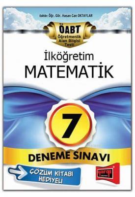 ÖABT İlköğretim Matematik Öğretmenliği 2015