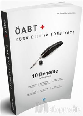 ÖABT Türk Dili ve Edebiyatı 10 Deneme Tamamı Çözümlü
