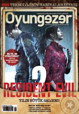 Oyungezer Dergisi Sayı:136 Şubat 2019