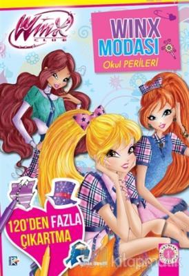 Okul Perileri - Winx Modası