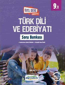 9. Sınıf Türk Dili ve Edebiyatı Özel Ders Konseptli Soru Bankası