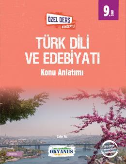 9. Sınıf Türk Dili ve Edebiyatı Özel Ders Konseptli Konu Anlatım