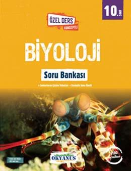 10. Sınıf Biyoloji Özel Ders Konseptli Soru Bankası