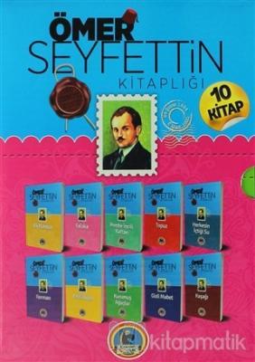 Ömer Seyfettin Kitaplığı (10 Kitap Takım)