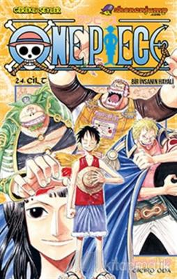 One Piece 24. Cilt