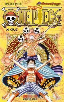 One Piece 30 Kapriçyo Eiçiro Oda