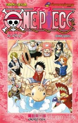 One Piece 32. Cilt