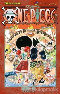 One Piece 33. Cilt Eiiçiro Oda