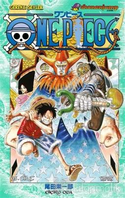 One Piece 35. Cilt