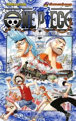 One Piece 37. Cilt Eiiçiro Oda