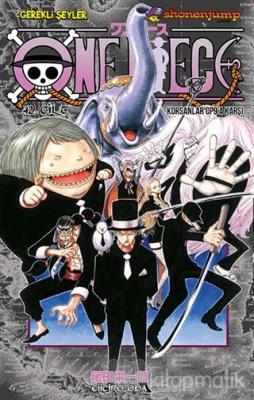 One Piece 42. Cilt Eiiçiro Oda