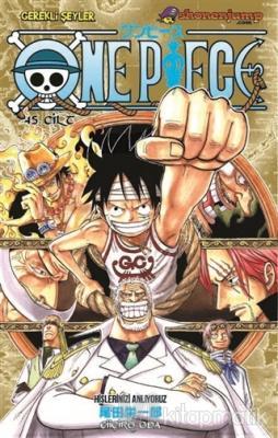 One Piece 45 Eiiçiro Oda