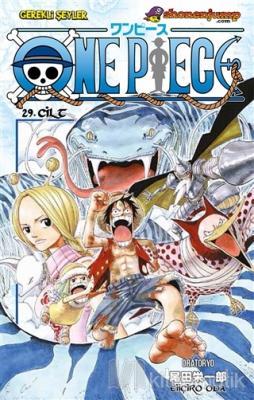 One Piece Cilt: 29 Eiiçiro Oda