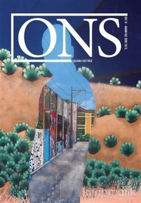 ONS Dergisi 4. Cilt Bahar-Yaz 2019