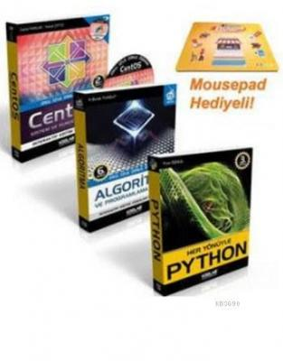 Open Source (Açık Kaynak) Seti (3 Kitap)