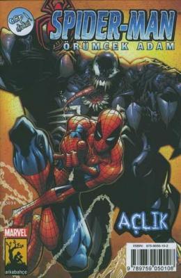 Örümcek Adam - Açlık Paul Jenkins