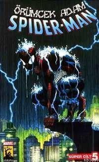 Örümcek Adam Süper Cilt-5 -spider-man-