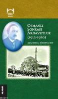 Osmanlı Sonrası Arnavutluk