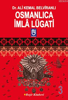 Osmanlıca İmla Lügati - 3