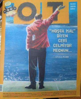 Ot Dergisi Sayı: 78 Ağustos 2019