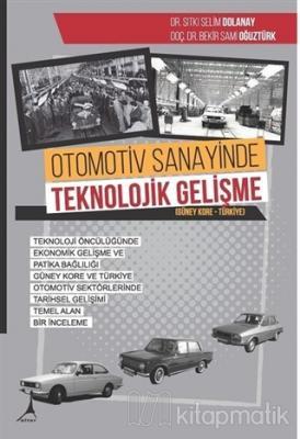 Otomotiv Sanayinde Teknolojik Gelişme