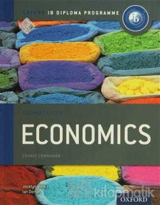 Oxford IB Diploma Programme: Economics (with CD)