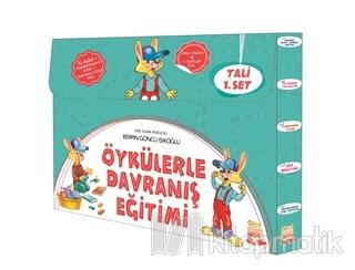Öykülerle Davranış Eğitimi Seti (10 Kitap) + CD %30 indirimli Kolektif