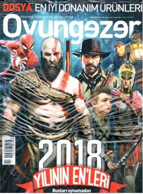 Oyungezer Oyun Dergisi Sayı: 135 Ocak 2019