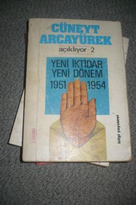 YENİ İKTİDAR YENİ DÖNEM 1951 - 1954