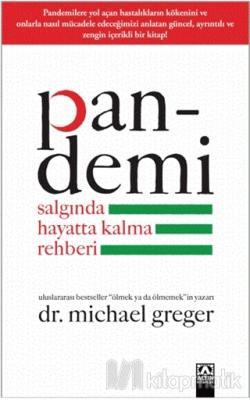 Pandemi - Salgında Hayatta Kalma Rehberi Michael Greger