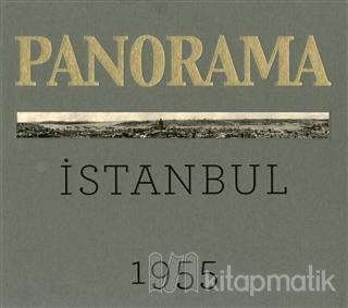 Panorama İstanbul 1955 (Ciltli)