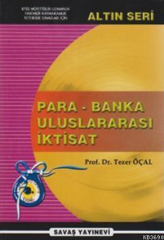 Para - Banka Uluslararası İktisat (Ciltli)